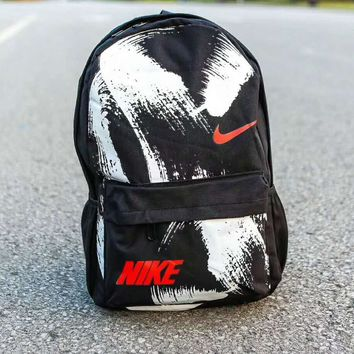 """Nike"" Trending Fashion Sport Laptop Bag Shoulder School Bag Backpack Travel bag I-MG-FSSH"