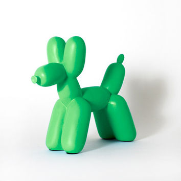 Balloon Dog Big Top Bookend
