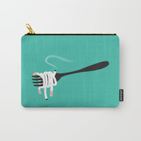 Smokhetti Carry-All Pouch by trash-id