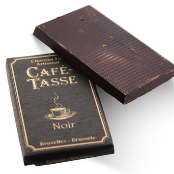Dark Chocolate Mini Bars -  - Cafe-tasse - Belgium - Each