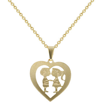best necklaces for boyfriend and girlfriend products on wanelo. Black Bedroom Furniture Sets. Home Design Ideas