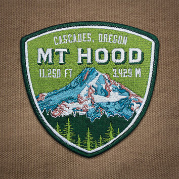 Mt. Hood Patch