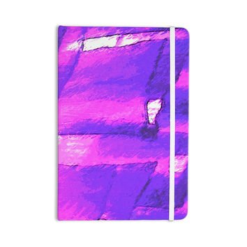 "Oriana Cordero ""Suenos en Purpura"" Purple Lavender Everything Notebook"