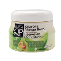 Elasta QP Leave-In Conditioner, Olive Oil/Mango Butter, 15 Ounce
