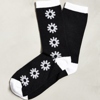 Daisy Crew Sock | Urban Outfitters
