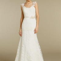 Bridal Gowns, Wedding Dresses by Alvina Valenta - Style AV9209