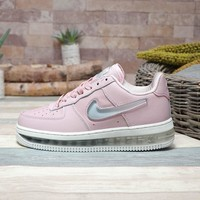Nike Air Force 1 07 PRM Vapormax White Pink - Best Deal Online