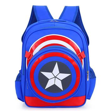 Cute New 3D Large for Boys Girls Children Backpacks Primary Students Backpacks Waterproof Schoolbag Kids Book Bag bagpack