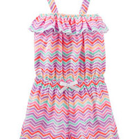 Toddler Girl Dresses & Rompers | OshKosh B'gosh