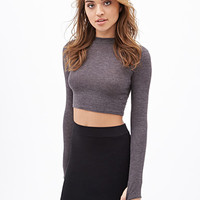FOREVER 21 Knit Bodycon Skirt