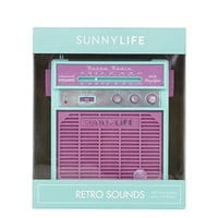 Retro Sounds Speaker - Turquoise