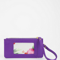 Urban Outfitters - Kimchi Blue Resort ID Wristlet Wallet