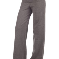 Hard Tail Rollover Wide Leg Pant