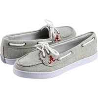 Alabama Crimson Tide Ladies Kauai Boat Shoes
