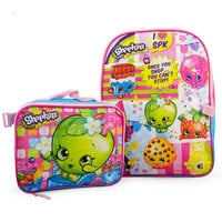 Shopkins Deluxe Backpack and Lunch Bag