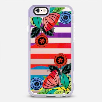 Floral watercolor iPhone 6s case by Famenxt | Casetify