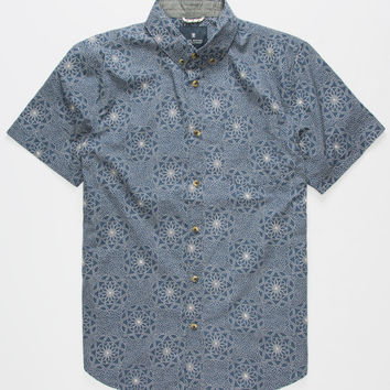 ROARK Imperial Mens Shirt | S/S Shirts
