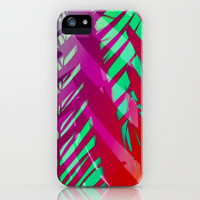 Hot Tropicana iPhone & iPod Case by Ally Coxon