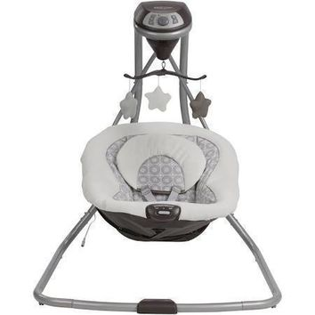 Graco Baby Simple Sway Style Swing Bassinet