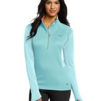 Columbia Women's Windefend 1/2 Zip Shirt