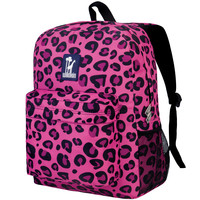 Pink Leopard Crackerjack Backpack - 57214