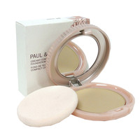 PAUL & JOE CREAMY COMPACT FOUNDATION 01 IVOIRE .29oz