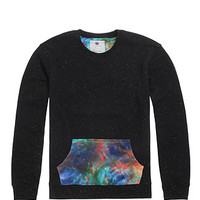 On The Byas Ritt Cosmic Pocket Crew Fleece at PacSun.com