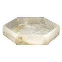 Antonia Hexagon Tray