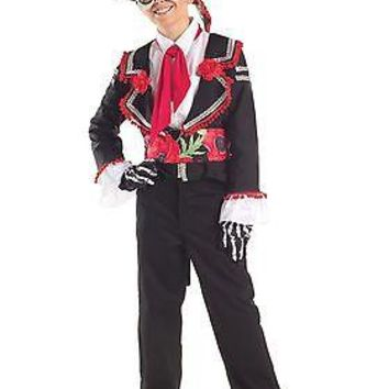 Child Day of the Dead Costume