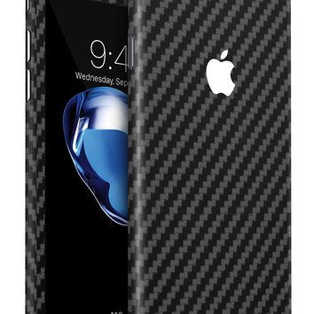 Luxury Carbon Fiber Soft TPU Silicone Thin Case Cover for iPhone 8 7 6s 6 Plus