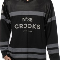 Crooks and Castles Hijacker Hockey Jersey