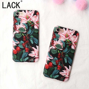 Cherry Flower iPhone Case