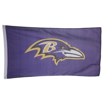 American Baltimore Ravens USA Team Flag 3x5ft 90x150cm Polyester Flag Banner Decoration