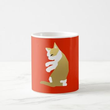 Fortune Cat (Chinese New Year) Coffee Mug