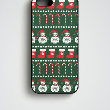 Christmas Snowman iPhone 6S Case, Christmas Gift iPhone 7 Case, Snowman iPhone 5s Case, Chistmas iPhone 6 Plus, Christmas iPhone 5 Case