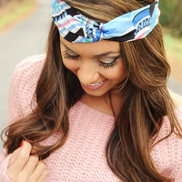 Big Expectations Headband: Multi