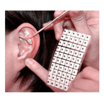 1200Particle Therapy Ear Seeds Stickers Ear Acupuncture Needle Patch Ear Care Massage Chinese Therapy Acupuncture