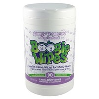 Boogie Wipes Premoistened 90 Count