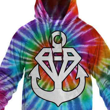 Stay Sick Clothing - Tie Dye Hoodie