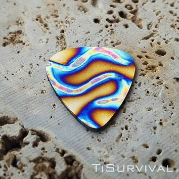 Titanium Guitar Picks