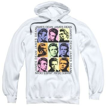 ac NOOW2 Dean - James Color Block Adult Pull Over Hoodie