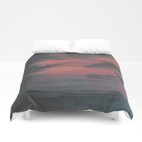 Cool Kid Duvet Cover by duckyb