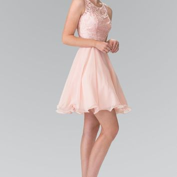 Affordable short homecoming and prom dress  gs2314