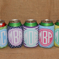 Drink Koozie Personalized Free - Your choice of design your way