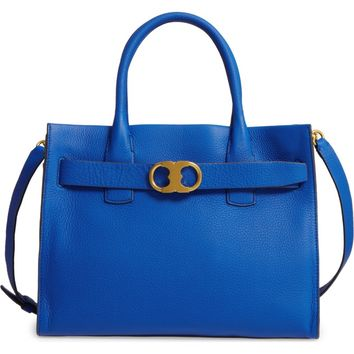 Tory Burch Gemini Link Leather Tote | Nordstrom