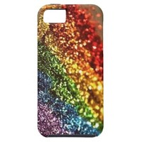 Glitter Rainbow Sparkly Phone Case