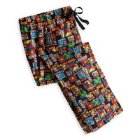 Marvel Comics Lounge Pants for Men | Marvel Store