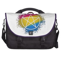 Wicca Pentacle - Pansexual