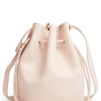 Junior Women's Street Level Vegan Leather Bucket Bag (Online Only)