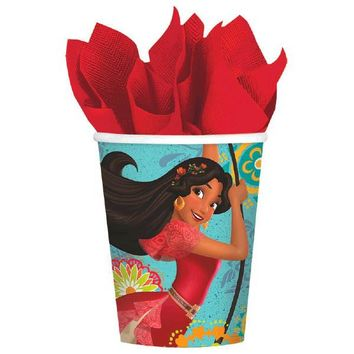 Disney Elena of Avalor Party Cups